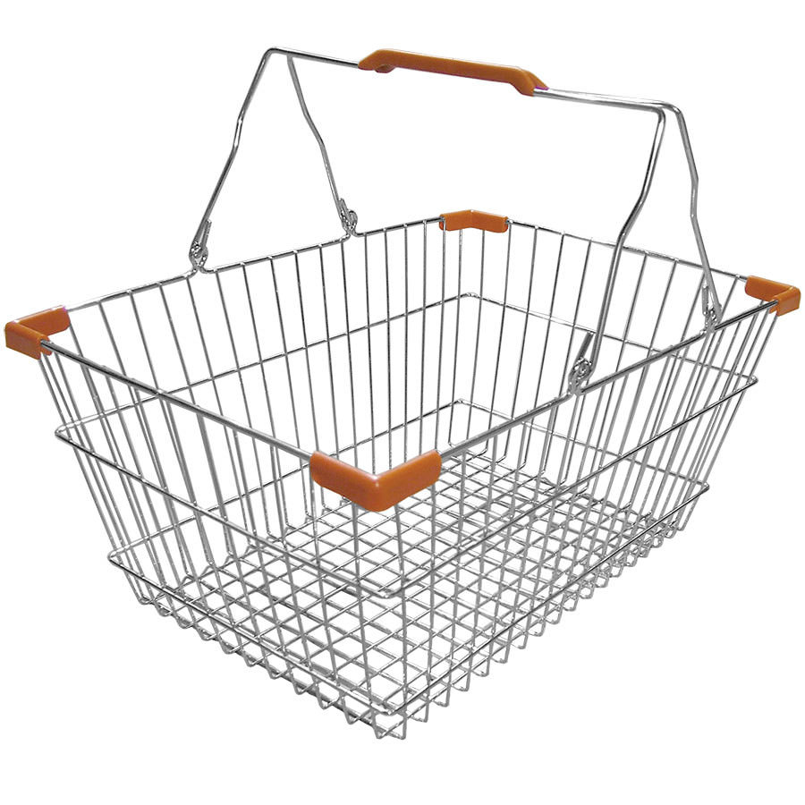 Shopping Basket Iron