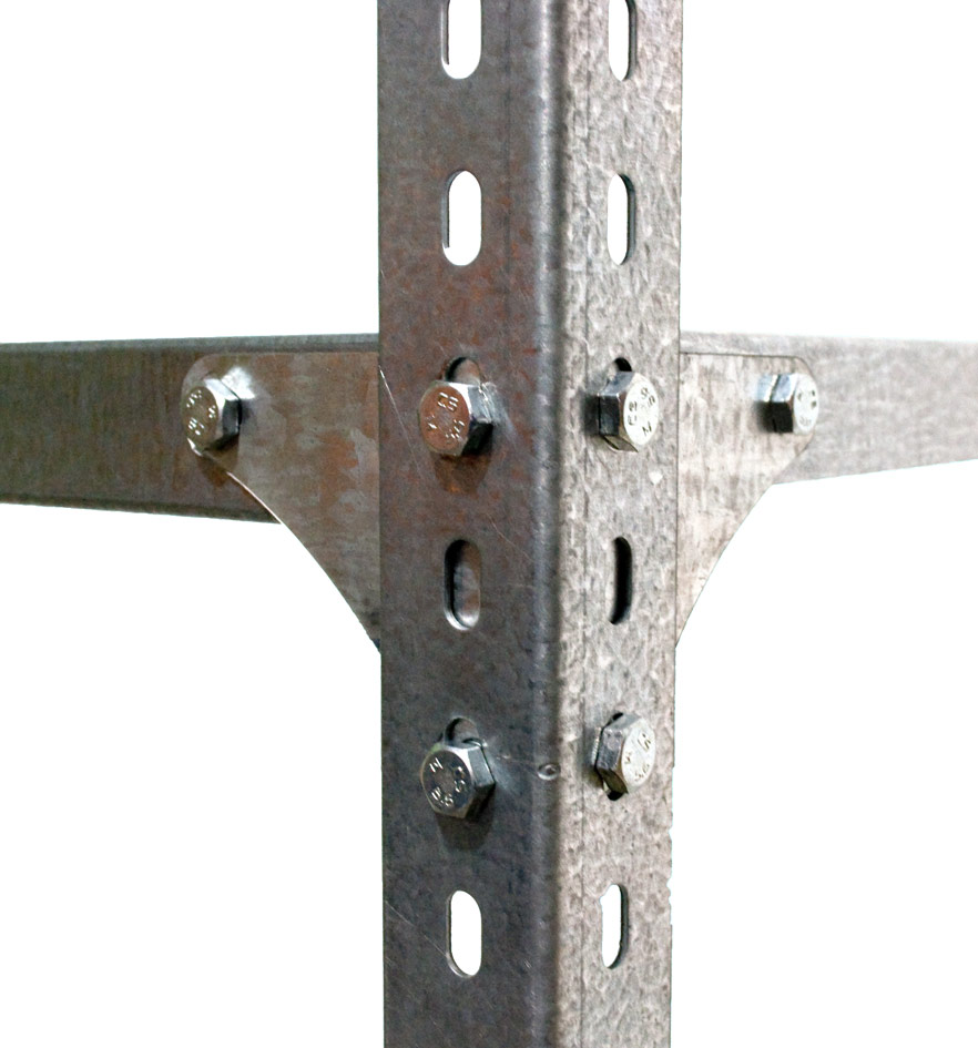 Slotted Angle Rack ( Bolt Fetting )