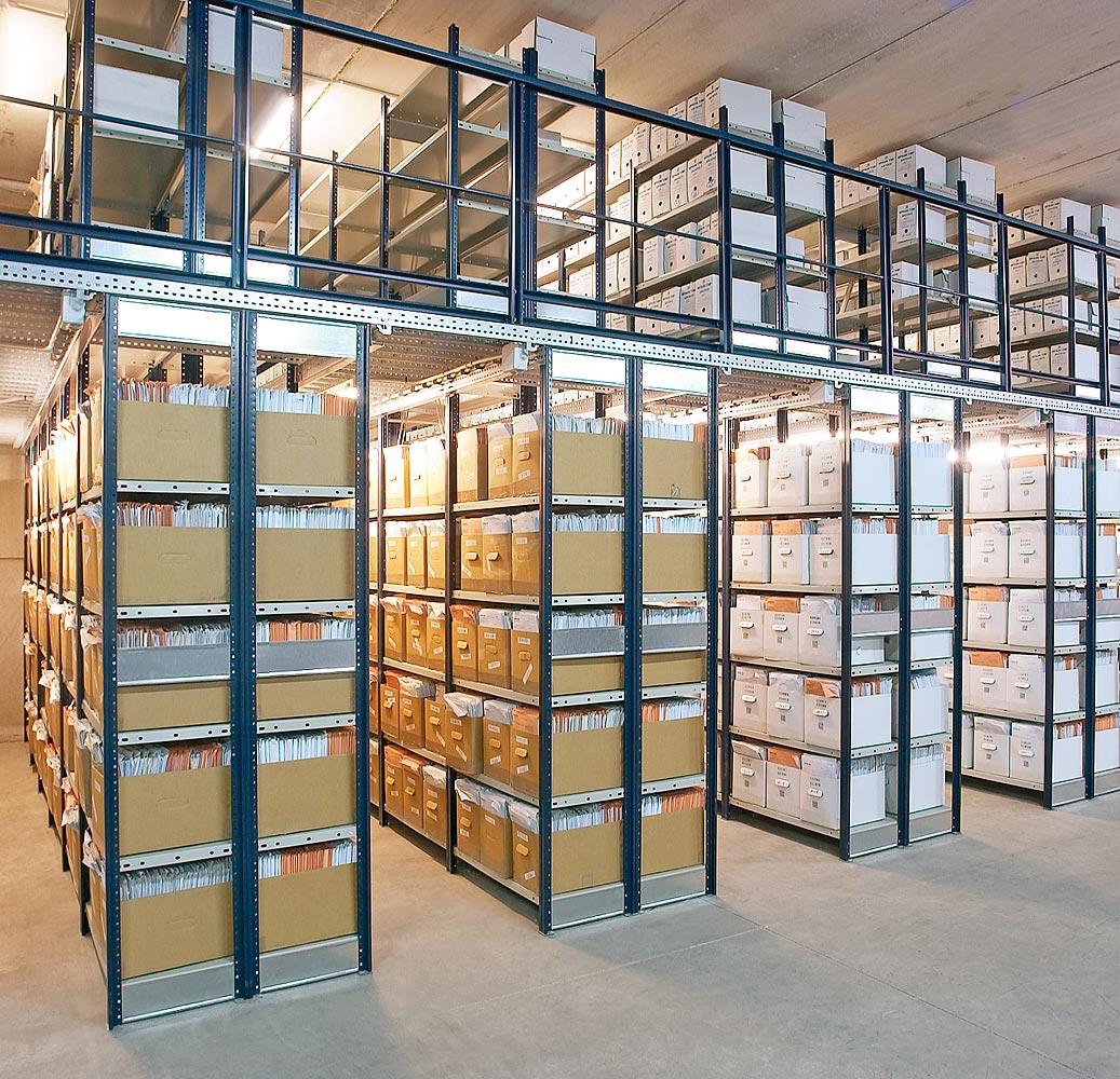 Mughal Rack, Superstore Rack, Warehouse Rack