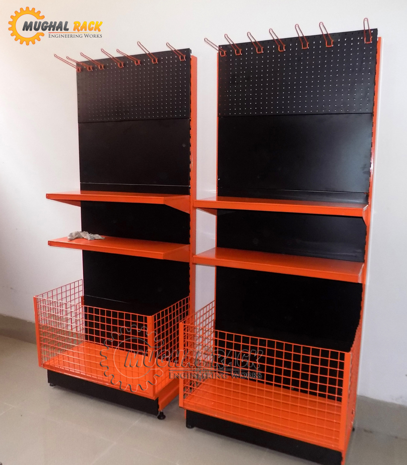 Sports Display Rack